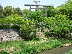 館前の風景(5月12日)