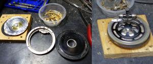 サウンドボックスの修理